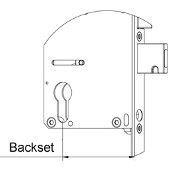 Hoppe Backset