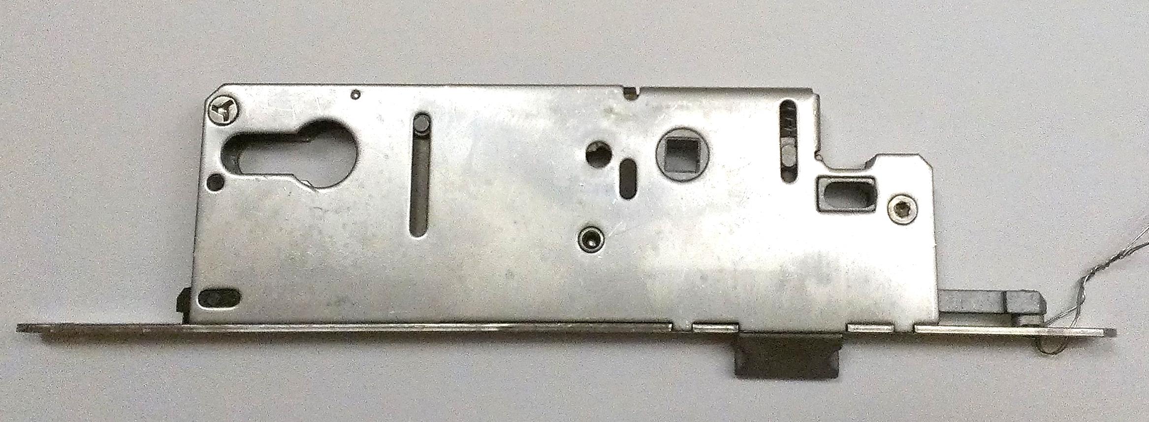 Hoppe Singlepoint Mortise Lock 45mm Backset And 25 4mm