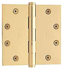 Baldwin Hinge 1040 Solid Brass Door Hinge 4 Quot X 4 Quot