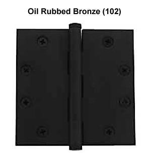 Baldwin Hinge 1045 Solid Brass Door Hinge 4 5 X4 5