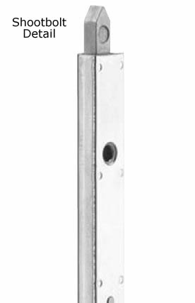 Hoppe Multipoint Door Hardware Manual Shootbolt Gear For