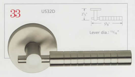 Omnia Stainless Steel Lever 33 Diagram