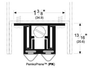 Pemko 420 Auto Door Bottom