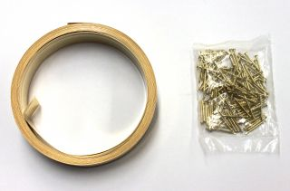 Pemko Spring Bronze Compression Seal Weatherstrip